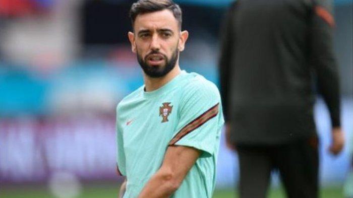 Pemain MU Jadi Kambing Hitam Kegagalan Portugal Melangkah ke Babak 8 Besar Euro 2020
