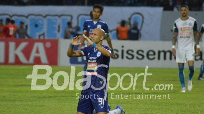 HASIL Piala Menpora 2021: Lima Menit Dua Gol, PSIS Semarang Ungguli Persikabo di Babak Pertama