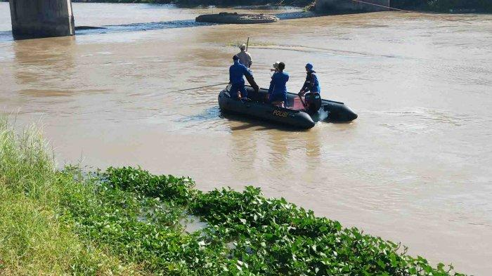 BKSDA Sulawesi Tengah Turunkan Tim Penyelamatan Buaya Berkalung Ban di Sungai Palu