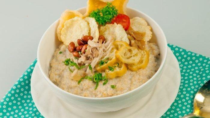 Aneka Resep Bubur Ayam yang Cocok untuk Sarapan: Bubur Ayam Havermut hingga Bubur Ayam Cina