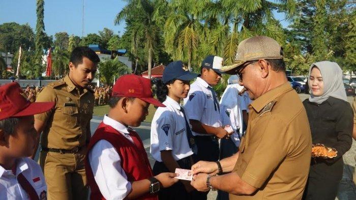 Pemkab Mamuju Launching Kartu Identitas Anak (KIA)