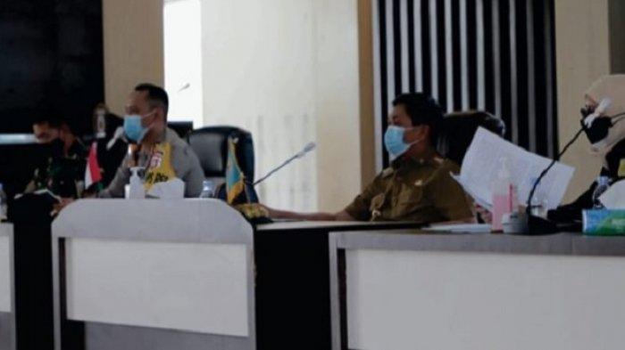 Bupati Morowali Minta Pelanggar Protokol Kesehatan Didenda, Khususnya Pembuat Kerumunan