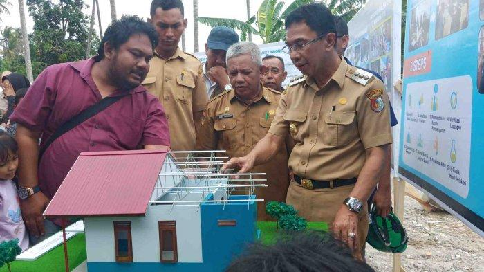 Lembaga Habitat For Humanity Indonesia Bangun 150 Hunian Tetap Bagi Penyintas di Sigi