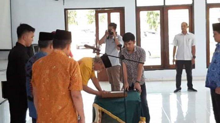 Bupati Toli-toli Rombak Susunan Pejabat Publik, Sebanyak 94 Aparatur Sipil Negara Emban Tugas Baru