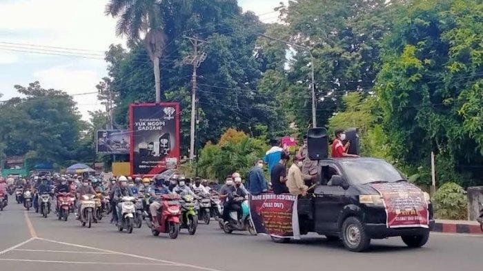 May Day, Buruh di Luwuk Banggai Minta Pemerintah Tindaki Perusahaan Nakal
