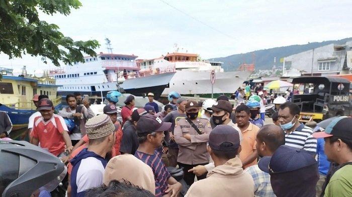 Dana THR Diduga Digelapkan, Buruh Minta Pengurus TKBM Teluk Lalong Luwuk Bertanggung Jawab