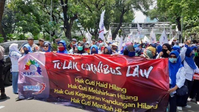 Kapolda Banten Siap Bendung Massa Buruh Pendemo yang Akan Berangkat ke Jakarta