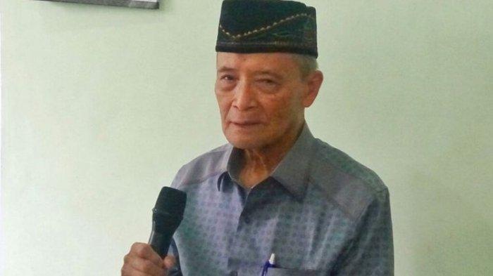 Mantan Ketum Muhammadiyah, Buya Syafii Maarif Opname di Rumah Sakit di Jogja, Begini Kondisinya
