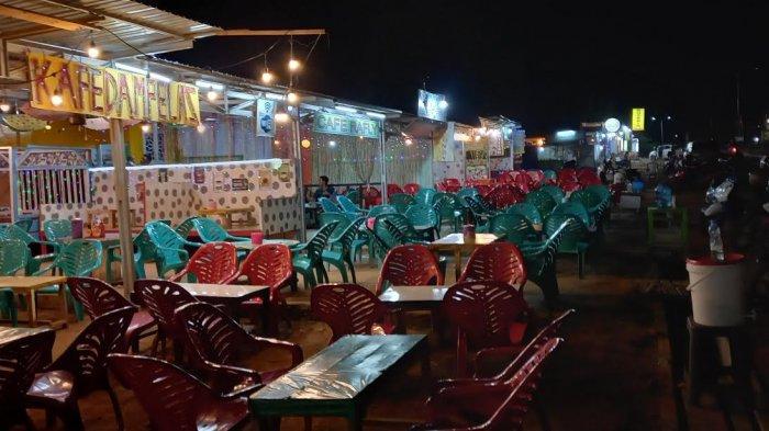 Hari Valentine, Cafe di Hutan Kota Palu Sepi Pengunjung