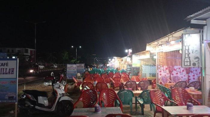 Hari ke-13 Ramadan, Taman Hutan Kota Palu Sepi Pengunjung