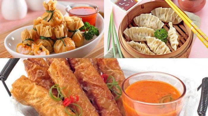 Aneka Camilan Ala Resto Chinene Food yang Mudah Dibuat : Spring Roll Hingga Sue Kiao