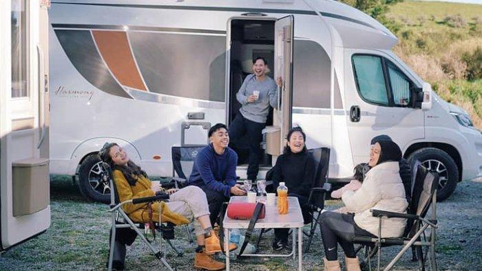 Liburan Bareng Ayudia-Dito Pakai Campervan Bikin Makin Kompak, Ringgo: Aku Melihat Kotoran Temanku
