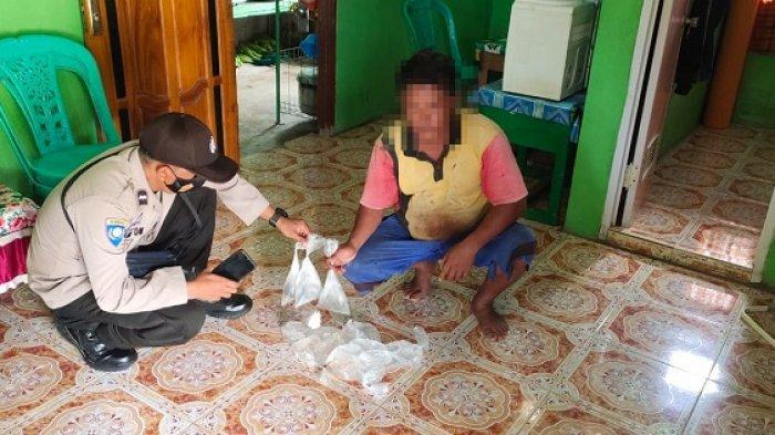 Jual Miras di Bulan Ramadan, Anak Tiri di Banggai Lapor Ayahnya ke Polisi