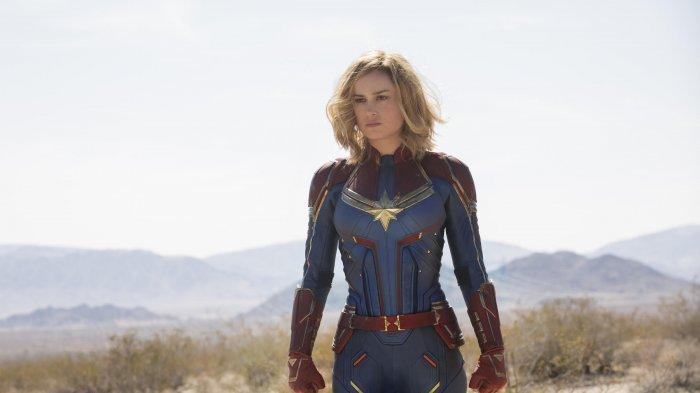 Tayang Perdana di Bioskop Hari Ini, Intip Sinopsis Film Captain Marvel