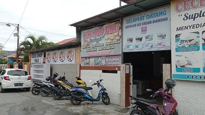 Frozen Food Cece Shop Palu Laris Manis di Tengah Pandemi Covid-19