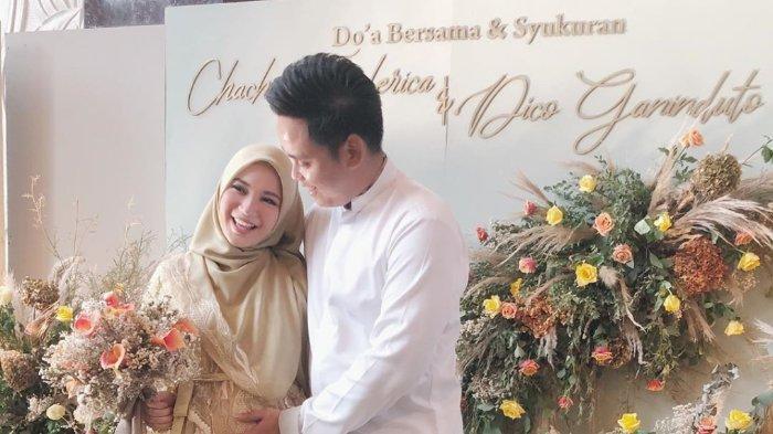 Menikah dengan Dico Ganinduto, Chaca Frederica Gelar Syukuran Kehamilan Pertamanya