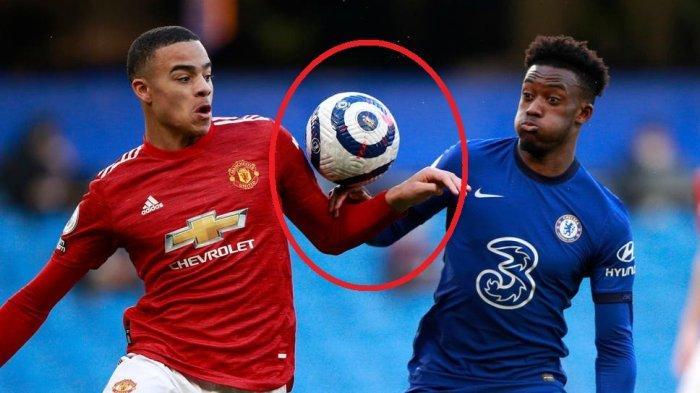 Luke Shaw Bongkar 'Pembicaraan Rahasia' Wasit dan Maguire, Ternyata Ada Penalti saat Lawan Chelsea?