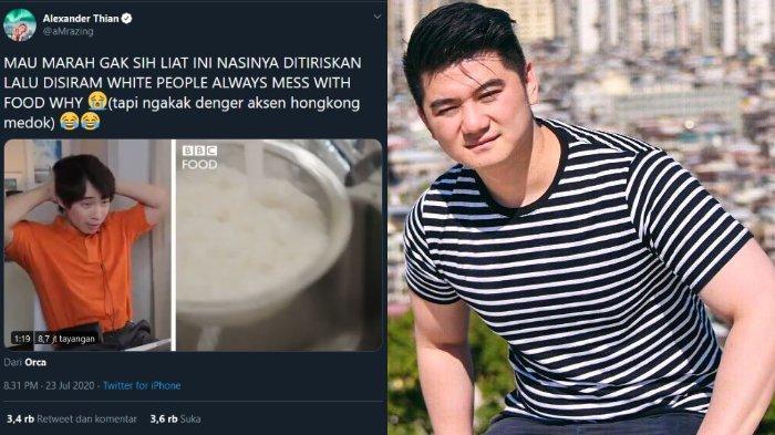 Viral BBC Food Dibully karena Masak Nasi Goreng tapi Nasinya Dicuci Dulu, Chef Arnold Beri Pembelaan