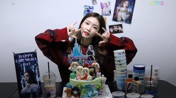Idol K-Pop Chungha Berikan Bantuan Senilai Rp230 Juta untuk Cegah Penyebaran Virus Corona