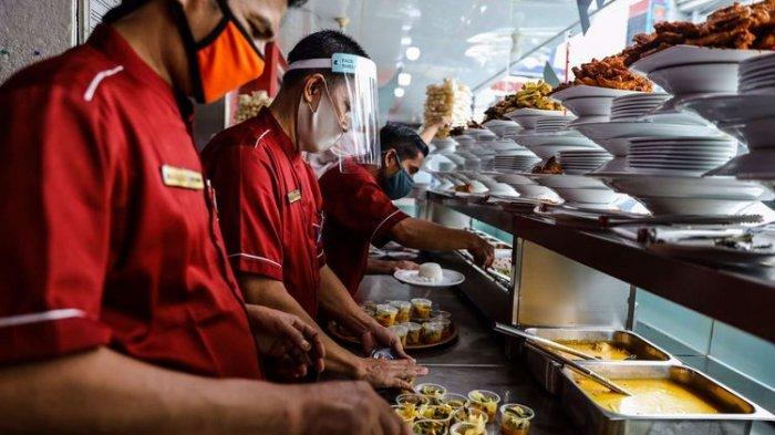 Aturan Baru PPKM Darurat, Mulai Tanggal 26 Juli Boleh Makan di Tempat Maksimal 30 Menit