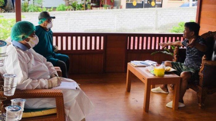 Gubernur Sulteng Minta Wali Kota dan Bupati Siapkan Strategi Tangani Penyebaran Covid-19