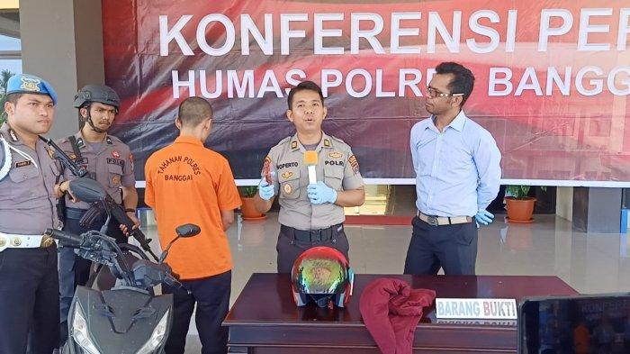 Nekat Bawa Lari Smartphone Kawan, Pria di Luwuk Banggai Ditangkap Polisi