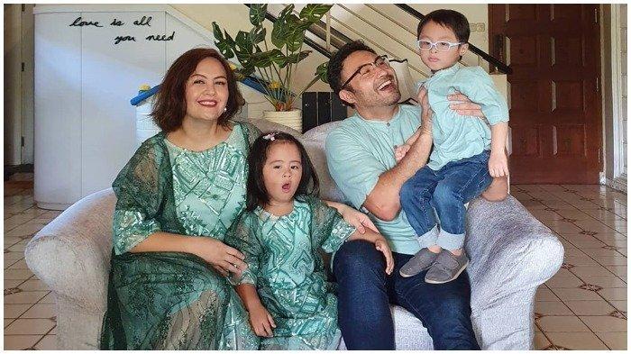 Unggah Foto Gendong Tatjana, Cynthia Lamusu: Alhamdulillah Mama Masih Kuat, Perjalanan Masih Jauh