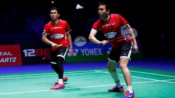Rekap Hasil Denmark Open 2019 Hari Kedua: Ganda Putra Indonesia Tanpa Noda