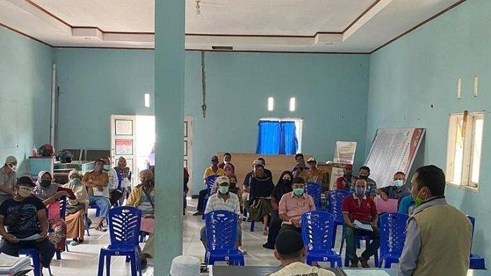 47 Warga Kelurahan Duyu Terima Dana Stimulan Tahap Tiga, Lurah: Gunakan Sebaik Mungkin