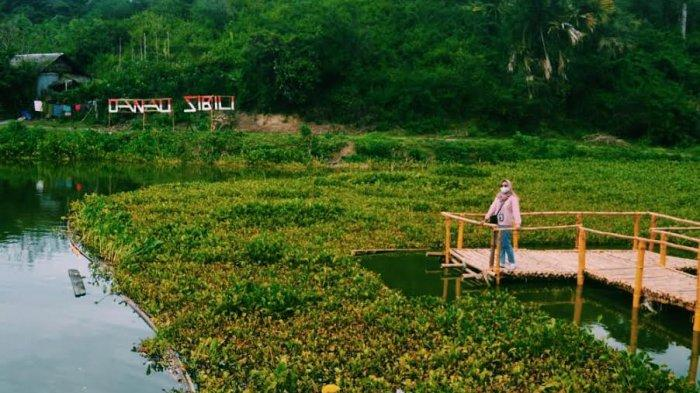 Spot Foto Instagramable di Danau Sibili, Hanya 24 Kilo dari Pusat Kota Palu