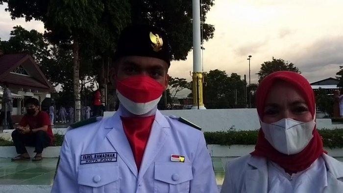 Cerita Anggota Paskibra Palu Farel Ramadhan, Sempat Positif Covid-19 saat Sesi Latihan