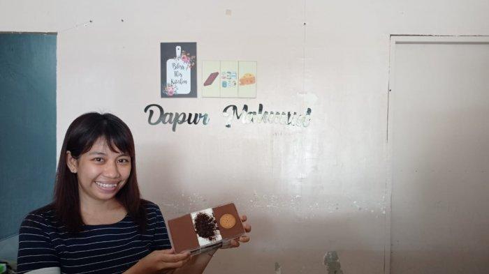 Owner Dapur Mahmud Sahrah Safira, Jl Kimaja Nomor 39, Kelurahan Besusu Barat, Kecamatan Palu Timur, Kota Palu.