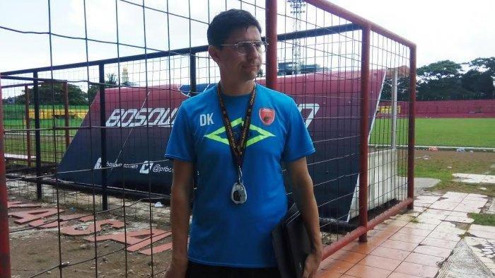 Darije Kalezic Angkat Bicara soal Kabar Guy Junior dan Ferdinand Sinaga Hengkang dari PSM Makassar