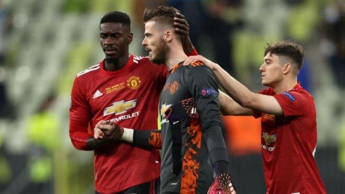 Bukan De Gea, Pemain Ini Jadi Biang Kerok Kekalahan MU di Final Liga Eropa Berdasarkan Rating