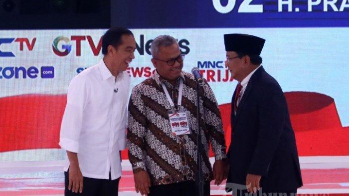 KPU Berharap Prabowo-Sandiaga Akan Hadiri Penetapan Jokowi-Ma'ruf sebagai Calon Terpilih