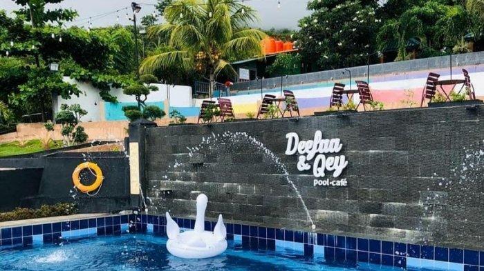 Sensasi Ngopi dan Berenang di Punggung Gunung Kota Palu