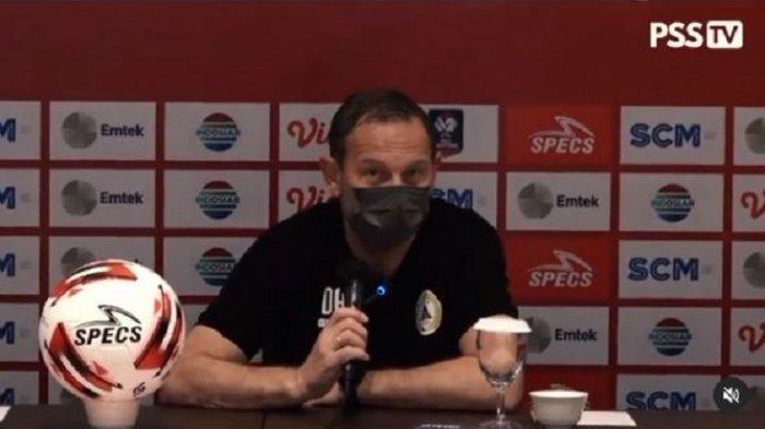 PS Sleman Lolos dari Grup C dengan Status Juara, Dejan Antonic: Awalnya Banyak yang Meragukan Kami