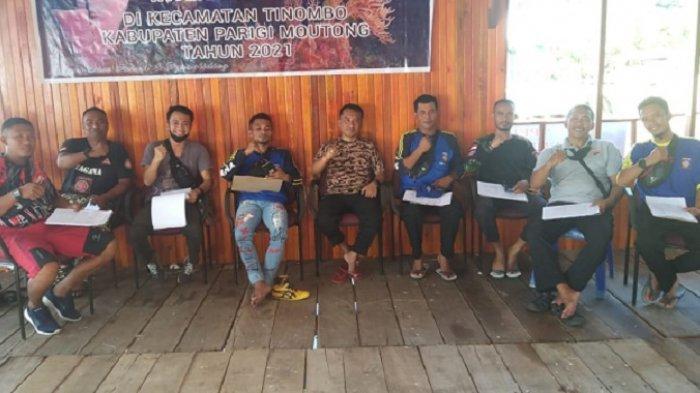 8 Personel Tagana Parimo Bakal Dilatih Khusus Rescue Laut