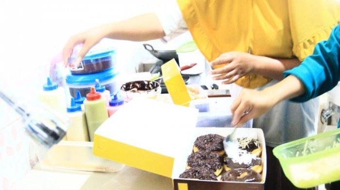 Kedai Delicious Palu di Jl Agatis, Kelurahan Nunu, Kecamatan Palu Barat, Kota Palu, Sulawesi Tengah