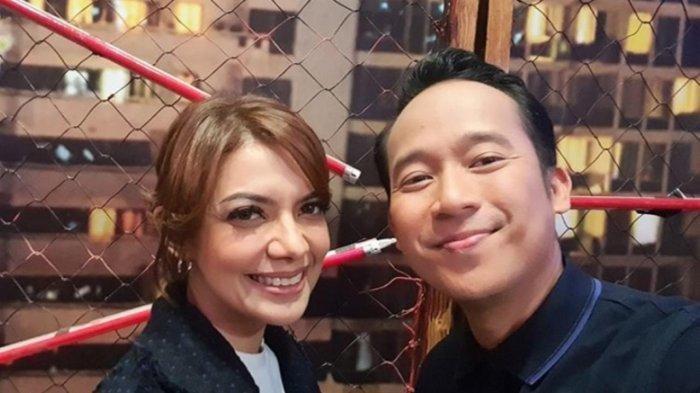 Video Call Denny Cagur, Najwa Shihab Lontarkan Gombalan untuk sang Komedian: Aku di Rumah untukmu