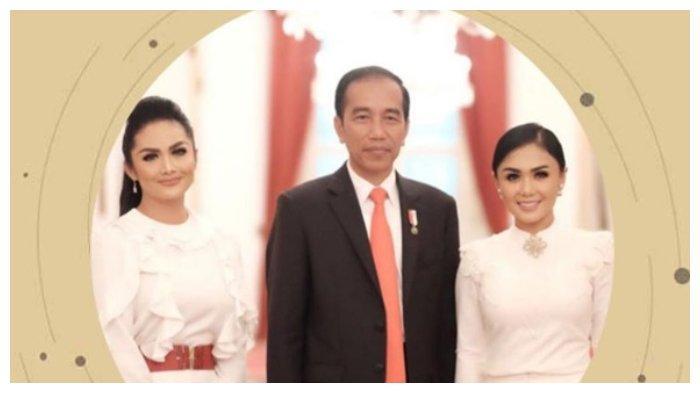 Sederet Artis Beri Ucapan Ulang Tahun untuk Jokowi yang ke-58, Yuni Shara hingga Raffi Ahmad