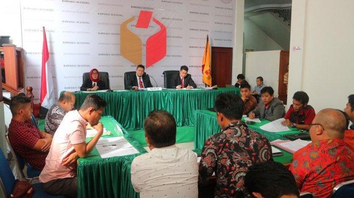 Diduga Melanggar Kode Etik, Anggota KPU Tolitoli Disidang DKPP di Palu Sulteng
