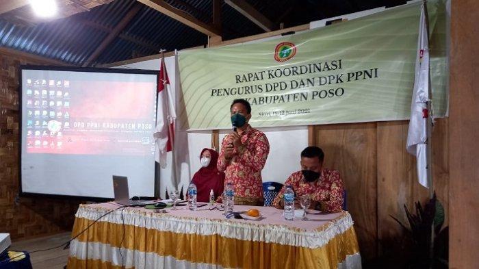 Gelar Rakor di Pantai Siuri Tentena, Ketua DPD PPNI Berkomitmen Dukung Sepenuhnya Misi Poso Sehat