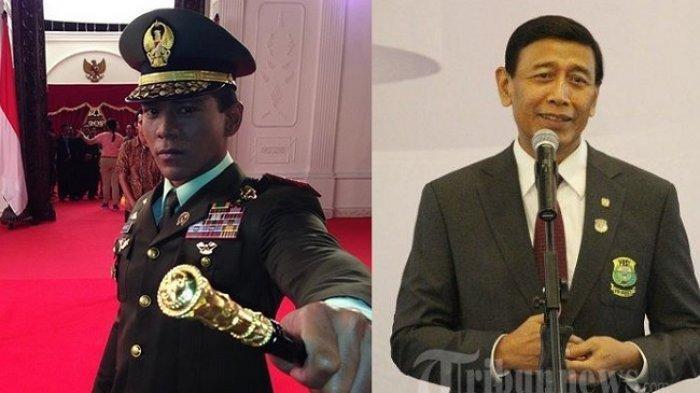 Sempat Jadi Ajudan Wiranto, Dian Sidik Pemeran 'Wiro Sableng' Ungkap Sifat Asli sang Menkopolhukam