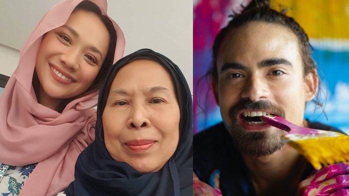 Ibunda Ashraf Sinclair Beri Lukisan untuk BCL, Sebut tak Bisa Ziarah dan Hanya Tahlilan via Zoom