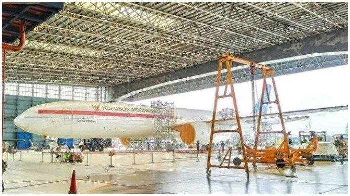 Foto Diduga Pesawat Kepresidenan yang Baru Beredar di Dunia Maya, Ini Kata Pihak Istana