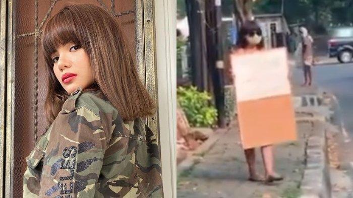 Viral Usai Pakai Bikini di Pinggir Jalan, Dinar Candy Jatuh Miskin hingga Rumah Terancam Disita