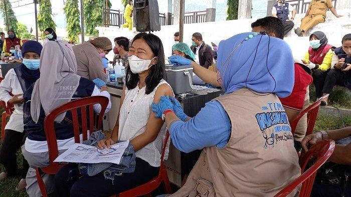47.517 Dosis Vaksin Covid-19 Sudah Disuntikkan di Kabupaten Sigi Sulteng
