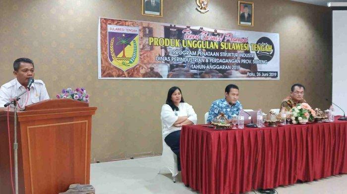 Pelaku Industri Kecil dan Menengah Sulteng Diminta Pemprov Terapkan GMP Guna Jangkau Pasar Nasional