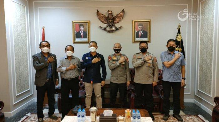 Liga 1 Mulai Lagi Akhir Pekan ini di Jakarta, PT LIB Matangkan Koordinasi dengan Polda Metro Jaya